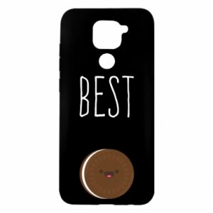 Etui na Xiaomi Redmi Note 9/Redmi 10X Best cookie