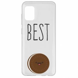 Etui na Samsung A31 Best cookie