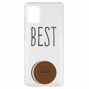 Etui na Samsung A51 Best cookie
