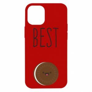Etui na iPhone 12 Mini Best cookie