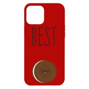 Etui na iPhone 12 Pro Max Best cookie