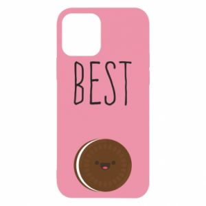 Etui na iPhone 12/12 Pro Best cookie