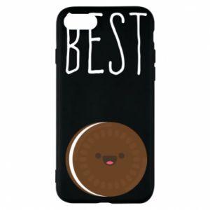 Etui na iPhone 7 Best cookie