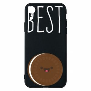 Etui na iPhone XR Best cookie