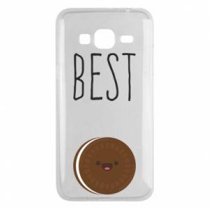 Etui na Samsung J3 2016 Best cookie