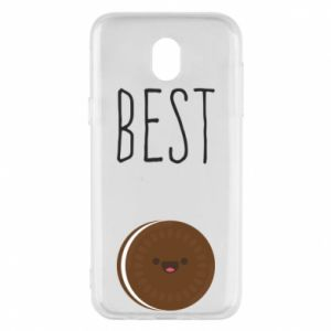 Etui na Samsung J5 2017 Best cookie