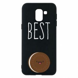 Etui na Samsung J6 Best cookie