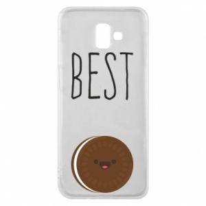 Etui na Samsung J6 Plus 2018 Best cookie