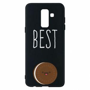 Etui na Samsung A6+ 2018 Best cookie