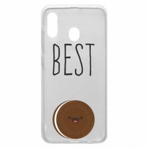 Etui na Samsung A30 Best cookie
