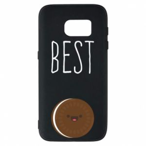 Etui na Samsung S7 Best cookie