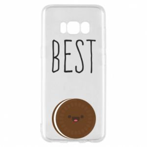 Etui na Samsung S8 Best cookie