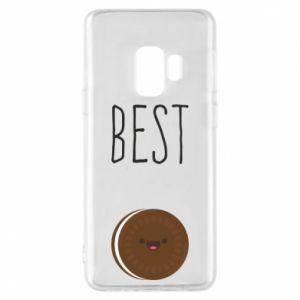 Etui na Samsung S9 Best cookie