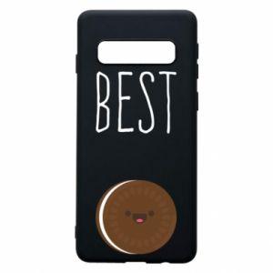 Etui na Samsung S10 Best cookie