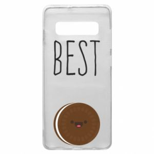 Etui na Samsung S10+ Best cookie