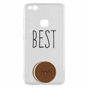 Etui na Huawei P10 Lite Best cookie