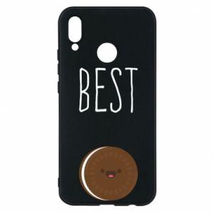 Etui na Huawei P20 Lite Best cookie