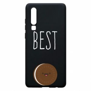 Etui na Huawei P30 Best cookie