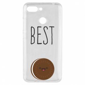 Etui na Xiaomi Redmi 6 Best cookie