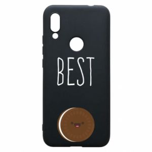 Etui na Xiaomi Redmi 7 Best cookie
