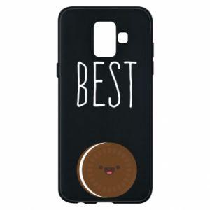 Etui na Samsung A6 2018 Best cookie