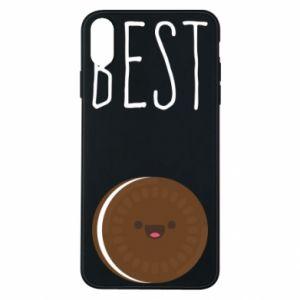 Etui na iPhone Xs Max Best cookie