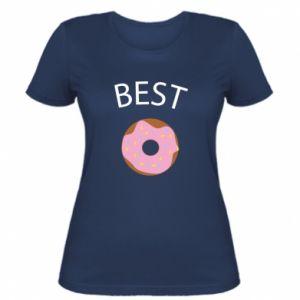 Damska koszulka Best donut