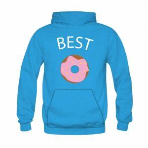 Bluza z kapturem dziecięca Best donut