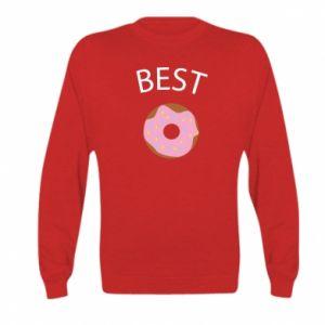 Bluza dziecięca Best donut