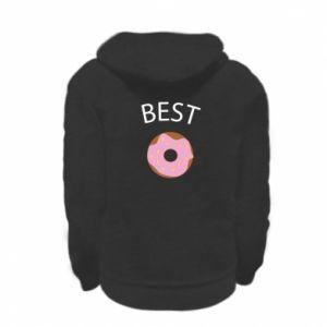 Bluza na zamek dziecięca Best donut
