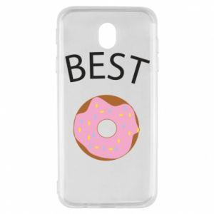 Etui na Samsung J7 2017 Best donut