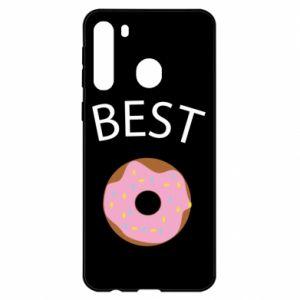 Etui na Samsung A21 Best donut
