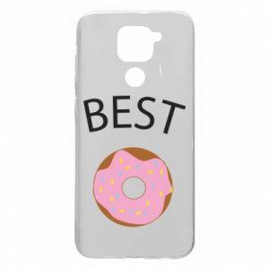 Etui na Xiaomi Redmi Note 9/Redmi 10X Best donut