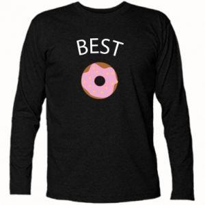 Koszulka z długim rękawem Best donut