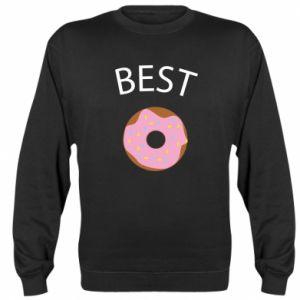 Bluza (raglan) Best donut