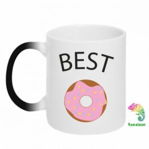 Kubek-kameleon Best donut