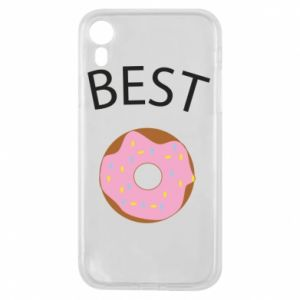 Etui na iPhone XR Best donut