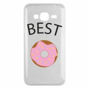 Etui na Samsung J3 2016 Best donut
