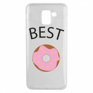 Etui na Samsung J6 Best donut