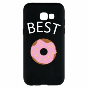Etui na Samsung A5 2017 Best donut