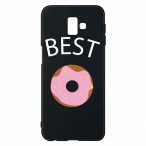 Etui na Samsung J6 Plus 2018 Best donut
