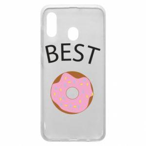 Etui na Samsung A20 Best donut