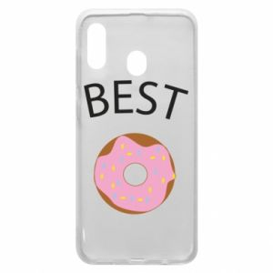 Etui na Samsung A30 Best donut