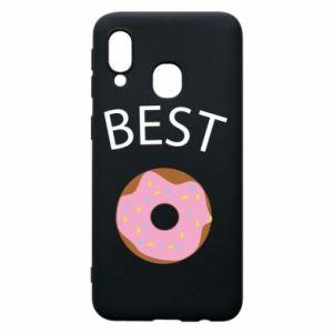 Etui na Samsung A40 Best donut