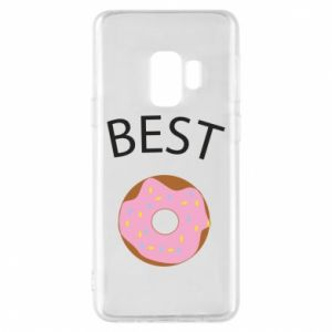 Etui na Samsung S9 Best donut
