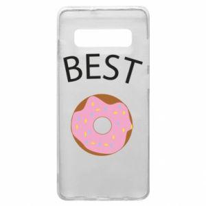 Etui na Samsung S10+ Best donut