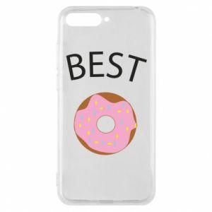 Etui na Huawei Y6 2018 Best donut
