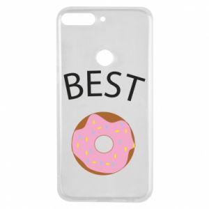 Etui na Huawei Y7 Prime 2018 Best donut