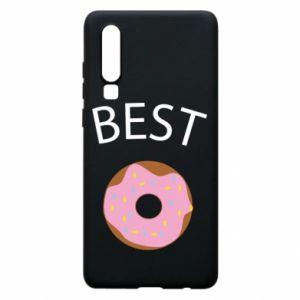 Etui na Huawei P30 Best donut