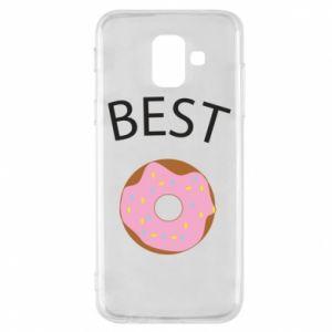 Etui na Samsung A6 2018 Best donut